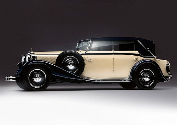 1930 — 1934 Maybach Zeppelin DS8 4-door Cabriolet 2