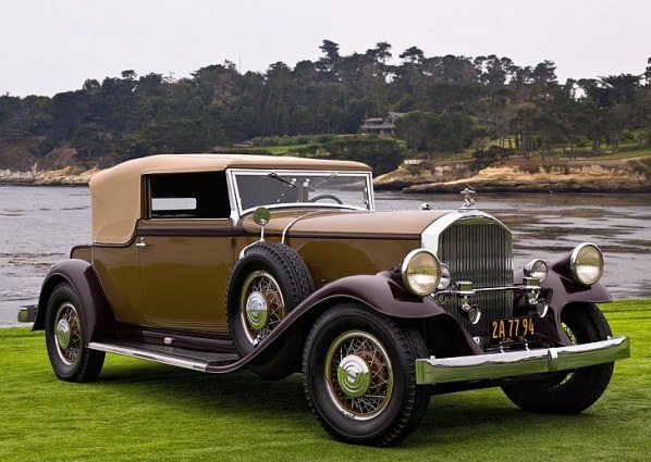 1931-Pierce-Arrow-Model-41-Convertible-Victoria 2