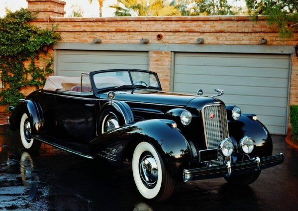 1936 Cadillac V16 Series 90 Convertible Coupe